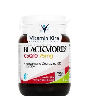 BLACKMORES COQ10 75MG BPOM KALBE - 30 CAPS