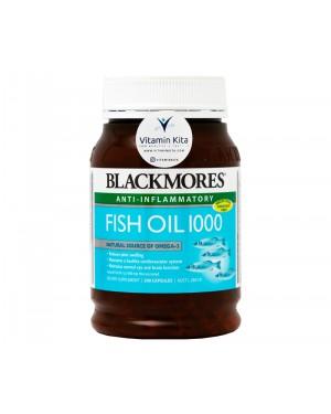 BLACKMORES FISH OIL 1000 (200 CAPS)