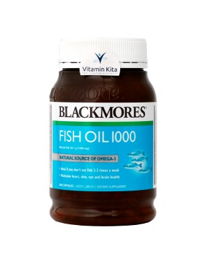 BLACKMORES FISH OIL 1000 (200 CAPS)