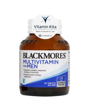 Blackmores Multivitamin For Men-50Tab