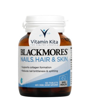Blackmores Nails Hair And Skin (60 Tab)