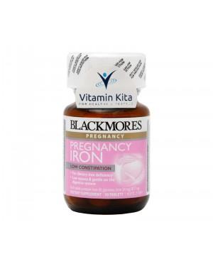 Blackmores Pregnancy Iron - 30 Tab