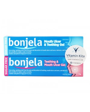 Bonjela Teething And Mouth Ulcer Gel - 15g