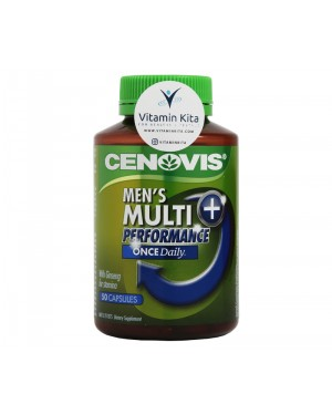 Cenovis Once Daily Men's Multi   Performance (50Caps)