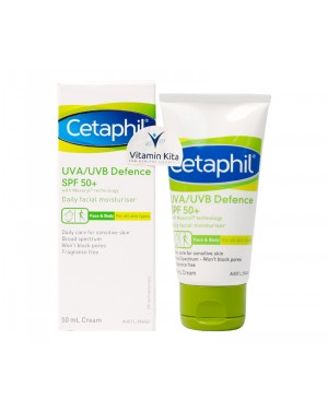 Cetaphil UVA/UVB Defence SPF 50-50 mL