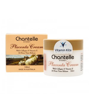 Chantelle Placenta Cream With Collagen And Vitamin E - 100ml