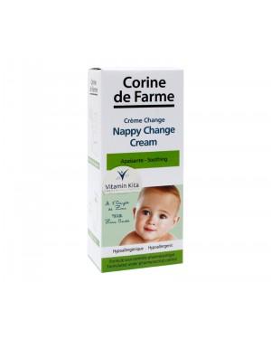 CORINE DE FARME NAPPY CHANGE CREAM DIAPER RASH 100 ML