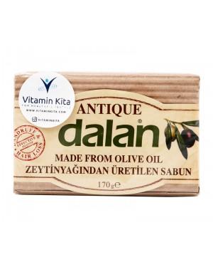 DALAN ANTIQUE SOAP WITH OLIVE OIL BPOM-170gr