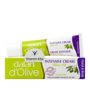 DALAN D-OLIVE INTENSIVE CREAM BPOM-20ml