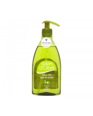 DALAN D-OLIVE LIQUID SOAP BPOM-400ml