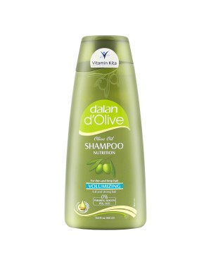 DALAN D-OLIVE VOLUMIZING SHAMPOO 400 ml