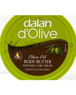 DALAN D-OLIVE BODY BUTTER BPOM-250ml