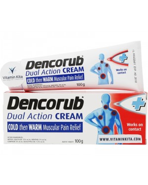 Dencorub Dual Action Cream (100 gr)