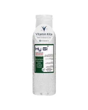 HYGI HAND SANITIZER ANTISEPTIC ALCOHOL GEL (WHITE GEL) - 100 ML