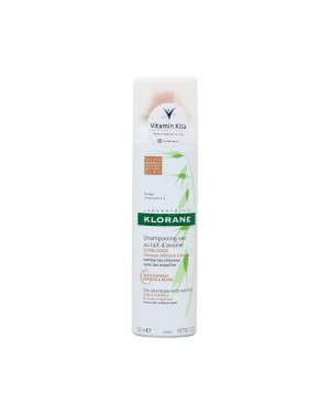 Klorane Dry Shampoo with Oat Milk (150mL)