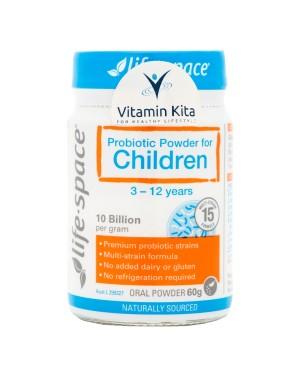 Life Space Probiotic Powder For Children 10 Billion (60gr)