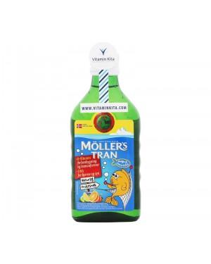 MOLLERS TRAN COD LIVER OIL TUTTI FRUTTI (250 ML)