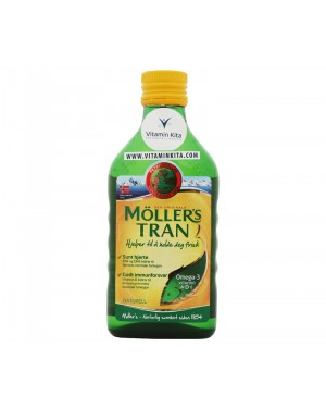 MOLLERS TRAN COD LIVER OIL ORIGINAL (250 ML)