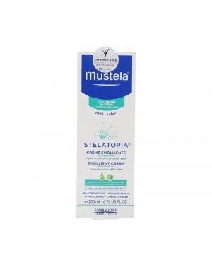 MUSTELA STELATOPIA EMOLLIENT CREAM BPOM - 200ml