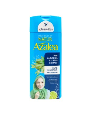 NATUR AZALEA WITH ZAITUN OIL AND CITRUS EXTRACT - 180 ML