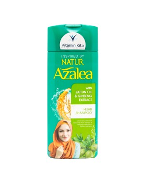 NATUR AZALEA WITH ZAITUN OIL AND GINSENG EXTRACT - 180 ML