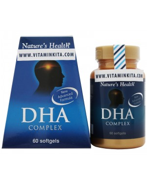 NATURES HEALTH DHA COMPLEX  (60 SOFTGEL)