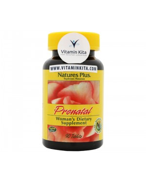 NATURES PLUS PRENATAL WOMANS DIETARY (90 TABS)