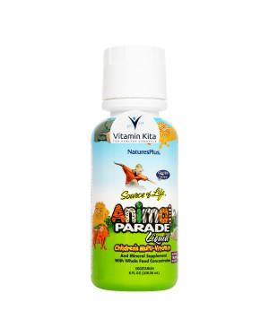 Natures Plus Animal Parade Multivitamin Liquid-236ml