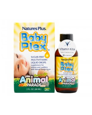 Natures Plus Baby Plex-60ml