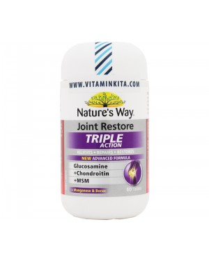 Natures Way Joint Restore Triple Action (60 Tab)