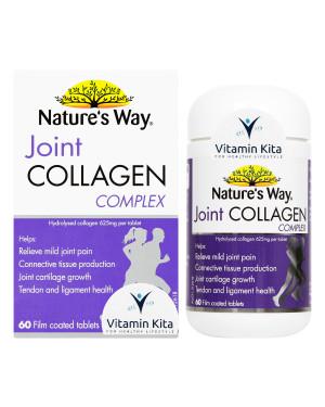 Natures Way Joint Collagen Complex-60 Tabs