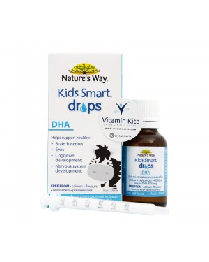 Natures Way Kids Smart Drops DHA (20 mL)