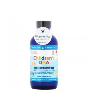 Nordic Naturals Children's DHA Liquid (119ml)
