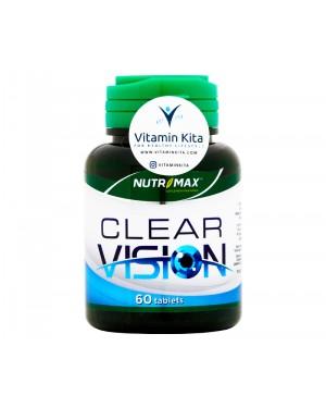 Nutrimax Clear Vision Untuk Kesehatan Mata - 60 Tabs