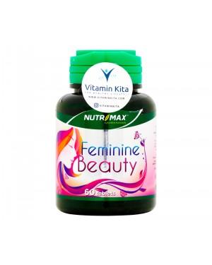 Nutrimax Feminine Beauty Untuk Kesehatan Kulit, Anti Aging - 60 Tabs