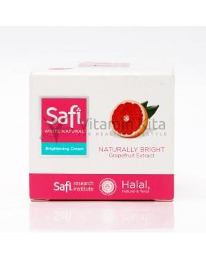 SAFI WHITE NATURAL BRIGHTENING CREAM GRAPEFRUIT 20GR