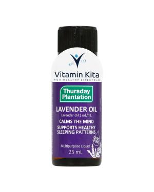 Thursday Plantation Lavender Oil Calming (25 ml)