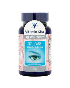WELLNESS OCU CARE FOR HEALTHY EYES (30 TAB)