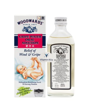 Woodwards Gripe Water Oral Solution-148ml