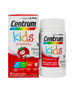 Centrum Kids Strawberry (60 Tab)