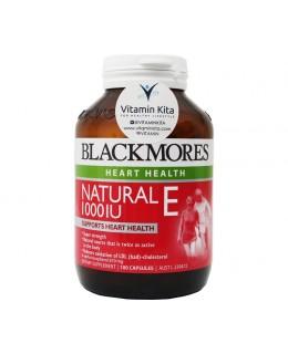 Blackmores Natural E 100IU (100 Caps)
