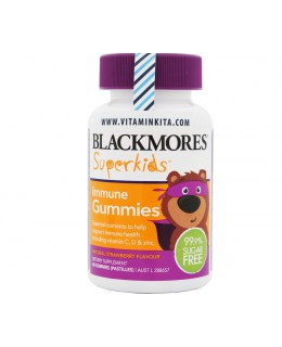 Blackmores Superkids Immune Gummies (60 Caps)