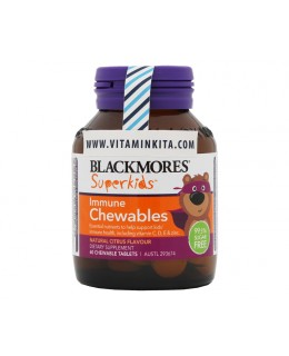 Blackmores Superkids Immune Chewables (60 ChewTab)