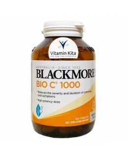 Blackmores Bio C 1000mg (150Tab)