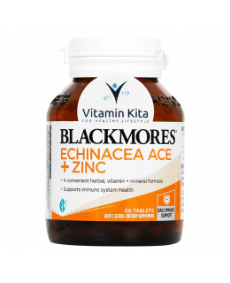 Blackmores Echinacea ACE Plus Zinc (60 Tab)