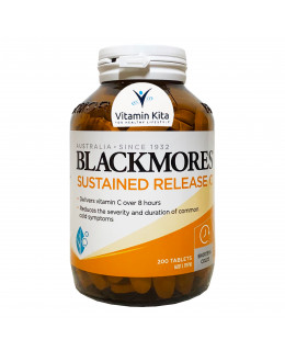 Blackmores Sustained Release C-200tab