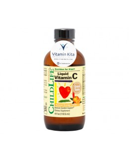 Childlife Liquid Vitamin C-118.5ml