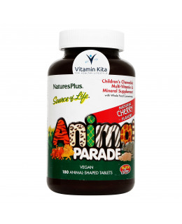 Natures Plus Animal Parade MultivitamiN-180 Chewtab KK