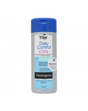 Neutrogena T/Gel Daily Control 2-in-1 (200mL)
