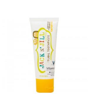 Jack N'jill Natural Toothpaste Banana (50g)